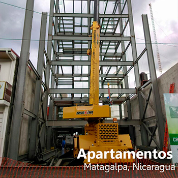 Apartamentos-Matagalpa