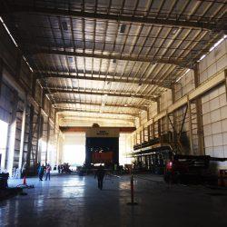 Edificio de prensas Navistar Escobedo (1)